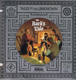 Portada de la descarga de Tales of the Unknown: Volume I – The Bard's Tale