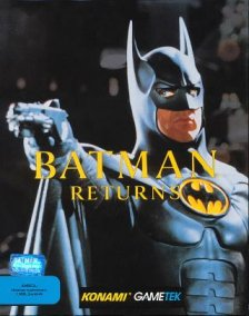 Portada de la descarga de Batman Returns