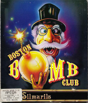 Juego online Boston Bomb Club (AMIGA)