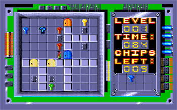 Imagen de la descarga de Chip's Challenge