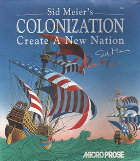 Juego online Sid Meier's Colonization (AMIGA)