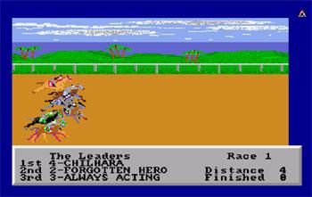 Imagen de la descarga de Daily Double Horse Racing