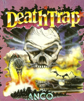 Portada de la descarga de Death Trap