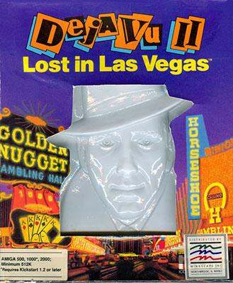 Portada de la descarga de Déjà Vu II: Lost in Las Vegas