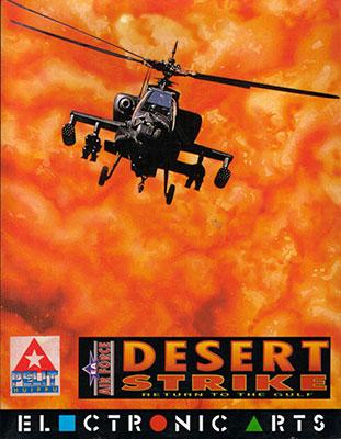 Portada de la descarga de Desert Strike: Return to the Gulf
