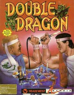 Portada de la descarga de Double Dragon