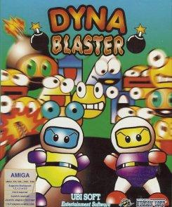 Portada de la descarga de Dyna Blaster