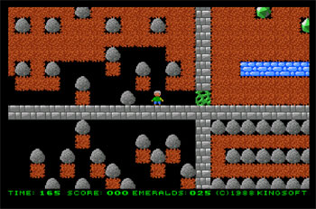 Imagen de la descarga de Emerald Mine II