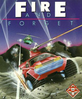Juego online Fire And Forget (AMIGA)