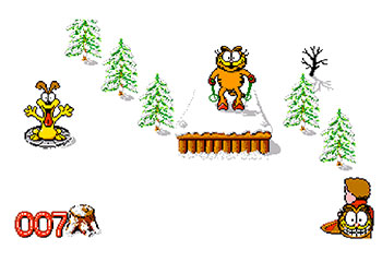 Imagen de la descarga de Garfield: Winter's Tail