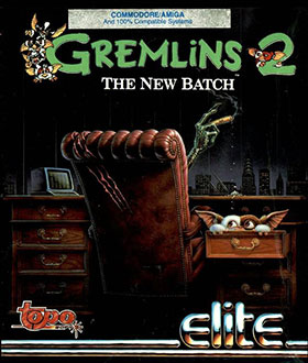 Portada de la descarga de Gremlins 2: The New Batch