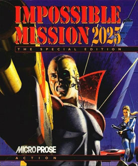 Portada de la descarga de Impossible Mission 2025: The Special Edition
