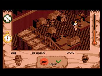 Imagen de la descarga de Indiana Jones and The Fate of Atlantis – The Action Game