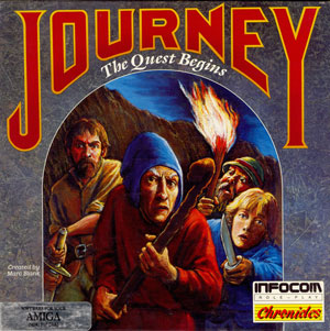 Portada de la descarga de Journey: The Quest Begins
