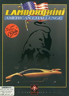 Portada de la descarga de Lamborghini American Challenge