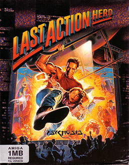 Portada de la descarga de Last Action Hero