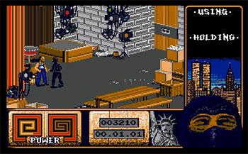 Imagen de la descarga de Last Ninja 2: Back With A Vengeance