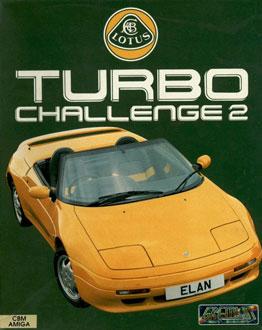 Portada de la descarga de Lotus Turbo Challenge 2