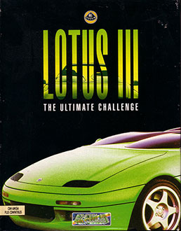 Juego online Lotus III: The Ultimate Challenge (AMIGA)