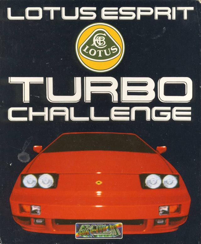Portada de la descarga de Lotus Esprit Turbo Challenge