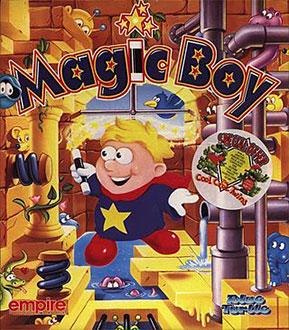 Juego online Magic Boy (AMIGA)
