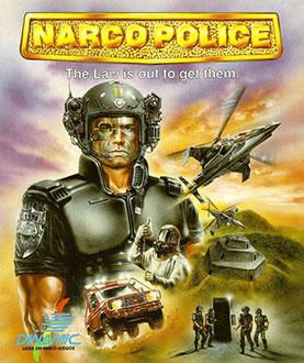 Juego online Narco Police (AMIGA)