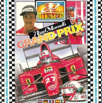 Juego online Nigel Mansell's Grand Prix (AMIGA)