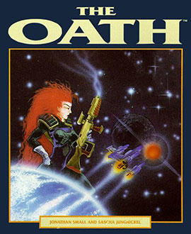 Portada de la descarga de The Oath