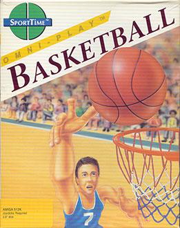Juego online Omni-Play Basketball (AMIGA)