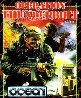 Juego online Operation Thunderbolt (AMIGA)