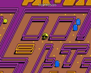 Imagen de la descarga de Pac-Mania