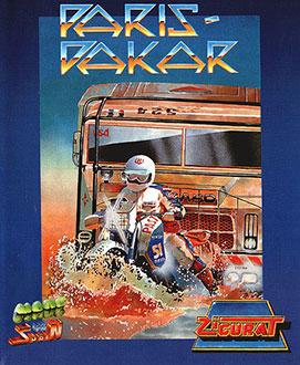 Juego online Paris-Dakar (AMIGA)