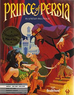 Portada de la descarga de Prince of Persia