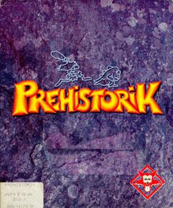 Portada de la descarga de Prehistorik