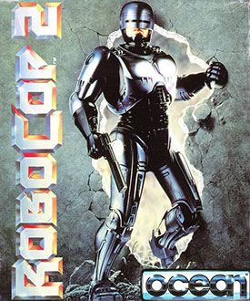 Portada de la descarga de Robocop 2