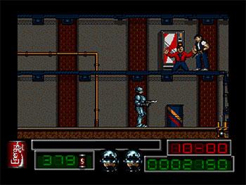 Imagen de la descarga de Robocop 2
