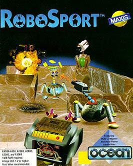 Portada de la descarga de RoboSport