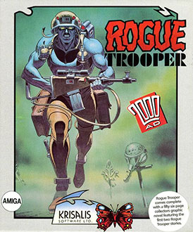 Juego online Rogue Trooper (AMIGA)