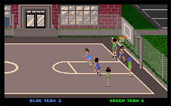 Imagen de la descarga de Street Sports Basketball