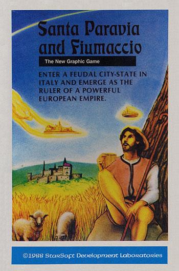 Portada de la descarga de Santa Paravia and Fiumaccio