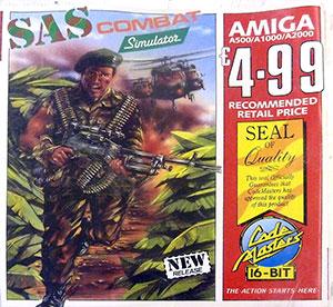 Juego online SAS Combat Simulator (AMIGA)