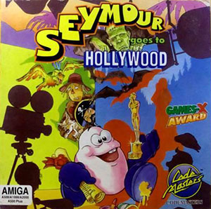 Juego online Seymour Goes to Hollywood (AMIGA)