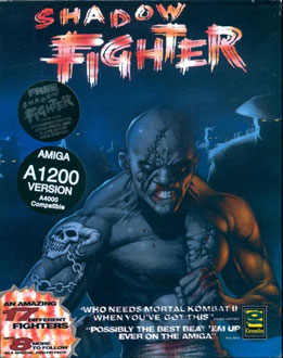 Portada de la descarga de Shadow Fighter