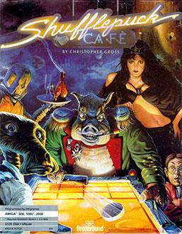 Portada de la descarga de Shufflepuck Cafe
