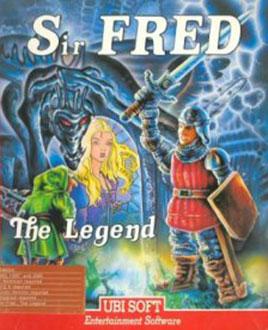 Portada de la descarga de Sir Fred: The Legend