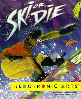 Portada de la descarga de Ski or Die