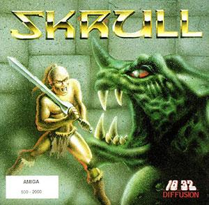 Portada de la descarga de Skrull