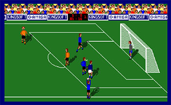 Imagen de la descarga de Soccer King