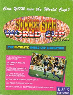 Portada de la descarga de Soccer Star World Cup Edition