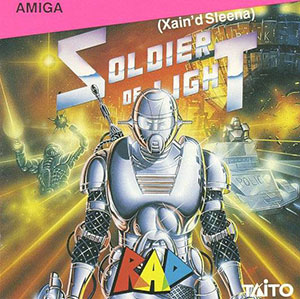 Portada de la descarga de Soldier of Light